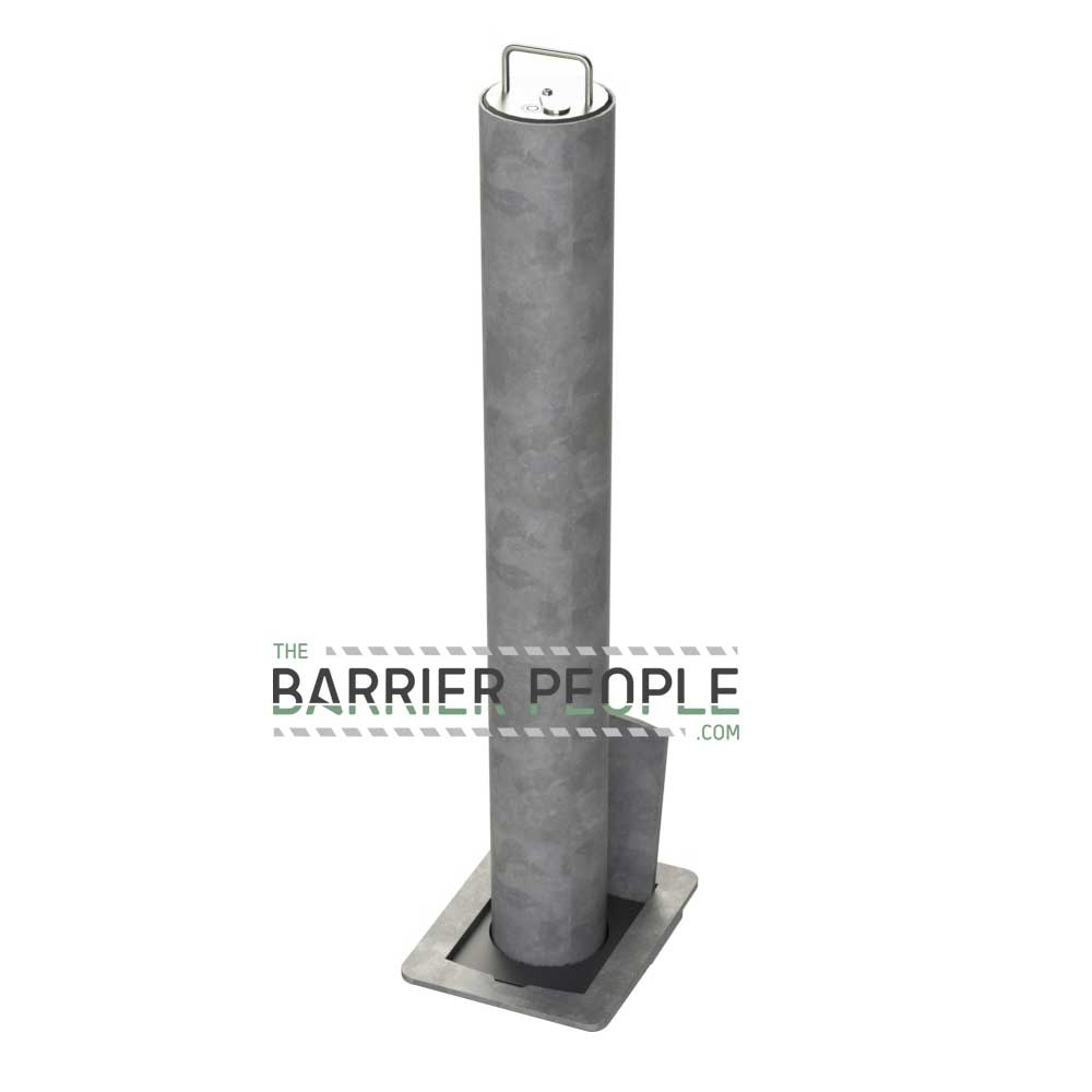 Security Posts For Driveways