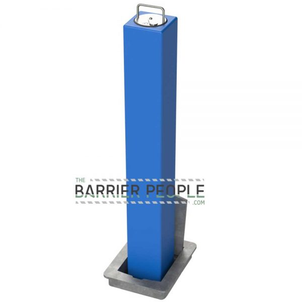 RRB SQ5 Powder Coated Security Post