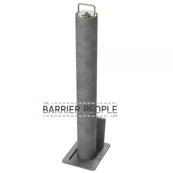 RRBD5 Security Post Galvanised