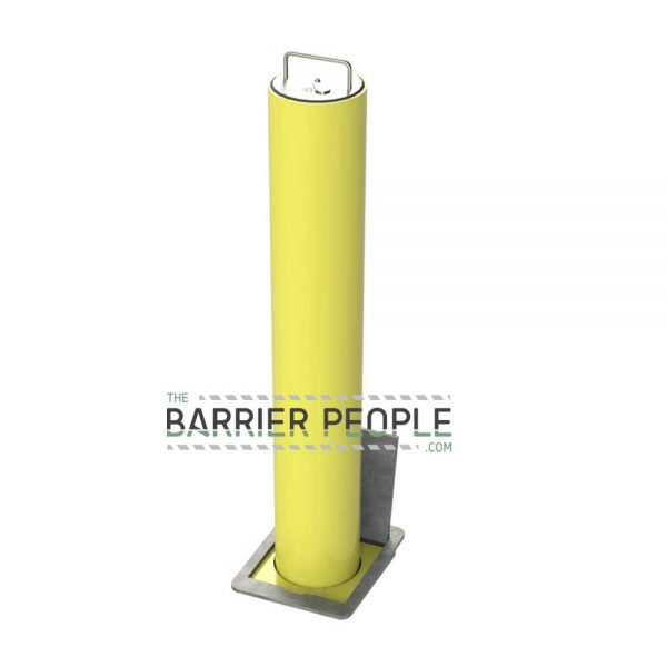 RRB R14 Lift Assist Powder Coated Security Post