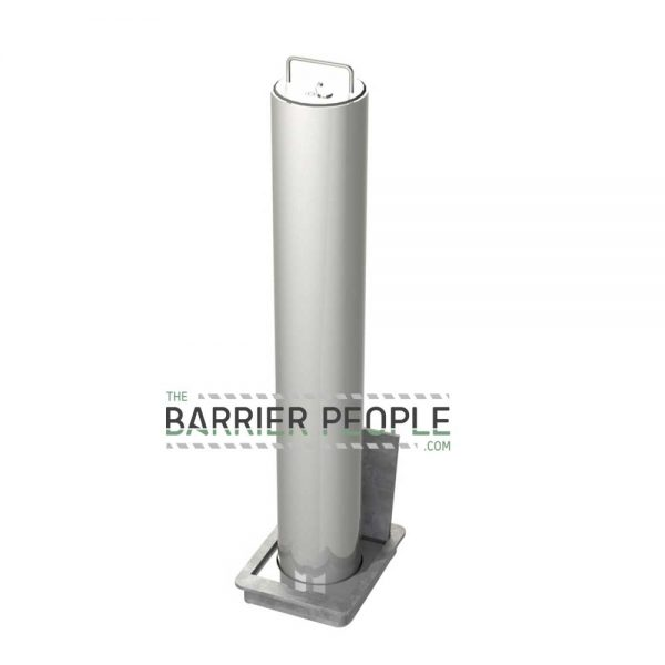 Stainless Steel Lift Assist Security Post